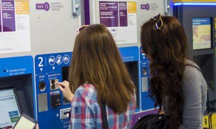 Új lehúzás a BKK automatáknál! Nagyon vigyázz, mert rád várnak a csalók