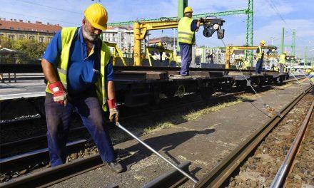 Újraindul a vonatforgalom a Déli pályaudvaron, az utasok is érzékelik majd a változásokat