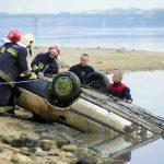 Minden előkerül a Dunából az alacsony vízállás miatt