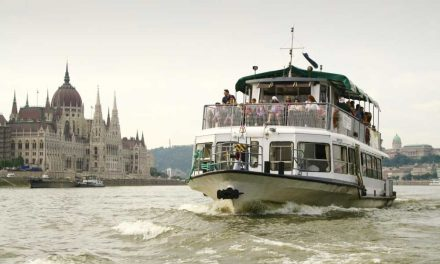 Leállnak a BKV hajói a Duna rendkívül alacsony vízállása miatt