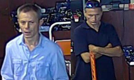 Nem hiszed el, miért keresi ezt a két férfit a rendőrség!