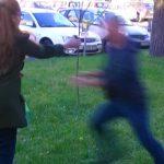 Gázspray-vel lefújták és kirabolták az utcán az áldozatukat