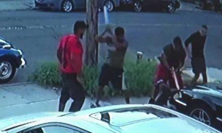 Karddal támadtak egy férfira az agglomeráció peremén