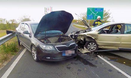 Három felnőtt és egy gyermek sérült meg a maglódi balesetben