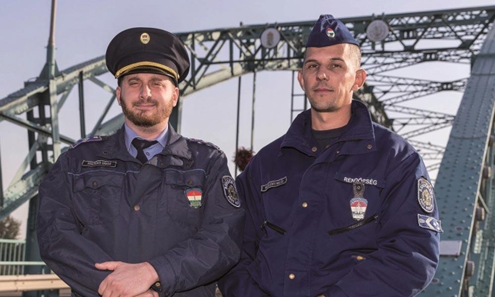 Dunába ugrott egy szomorú asszony Ráckevénél, majd villámgyors rendőri akció történt