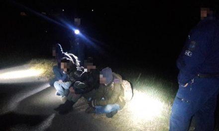 Két illegális migránst fogtak el a rendőrök az agglomerációban