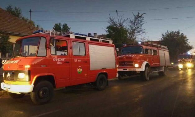 Felrobbant a gázkazán, majdnem összedőlt a ház, a tűzoltók segítettek