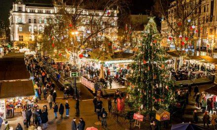 Minden, amit tudnod kell az idei Budapesti Adventi Vásárról