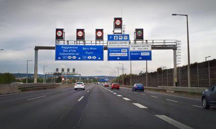 Indul az M1-es háromsávúsítása! Kevesebb dugóra, biztonságosabb közlekedésre számítanak