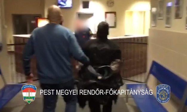 Fogolyszökés miatt körözték, elkapták a dunakeszi férfit