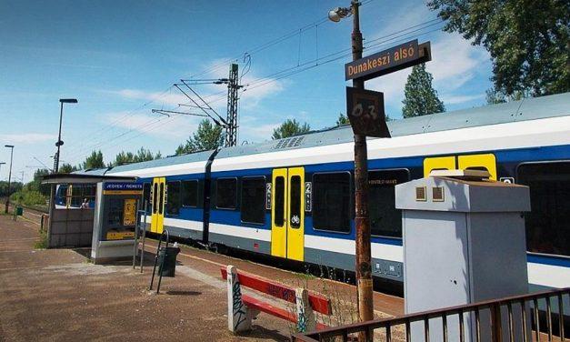 Balhé a vasútállomáson, Dunakeszin ismét történt valami