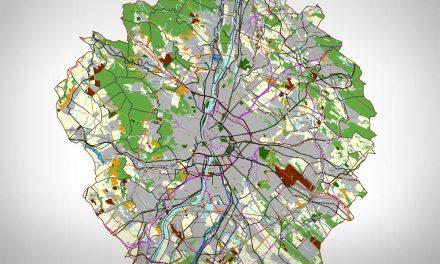 Egy térképen mutatja a kormány, hogy miket terveznek megvalósítani az agglomerációban