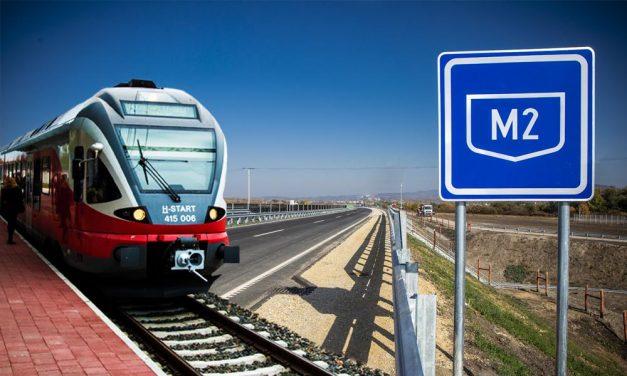 Így áll az M2-es autópálya, az elővárosi vasútvonalak és az M0-ás híd építése