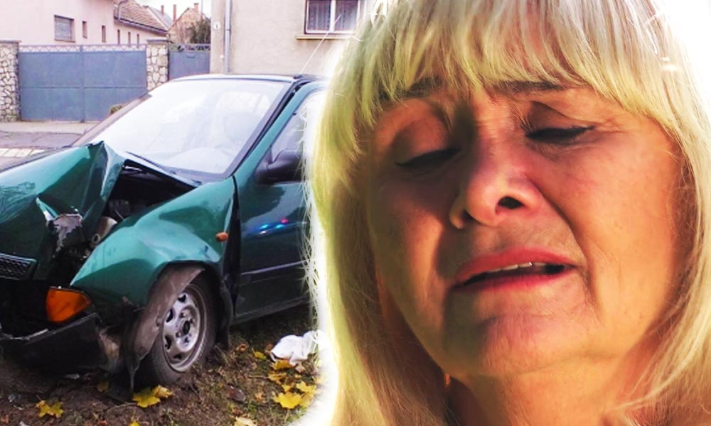 Szörnyű tragédia: A tolvaj a nőt saját autójával nyomta agyon a kapuban, itt az ítélet!