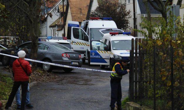 Rendőrökre lőttek Vácon egy házkutatás során – állítja egy lap