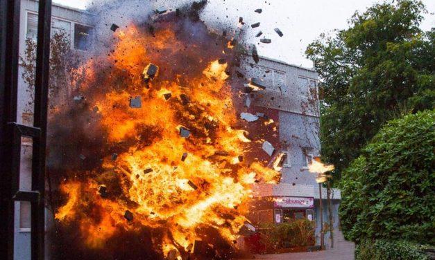 A szerelmesek napján robbantás lesz Budapest környékén