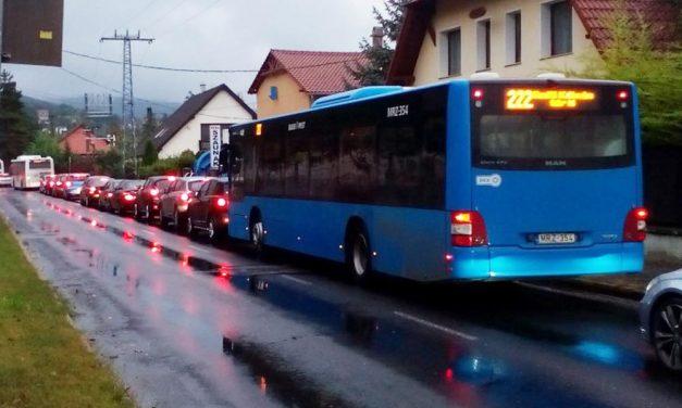 Beálltak az autópályák és Budakeszi is elveszett