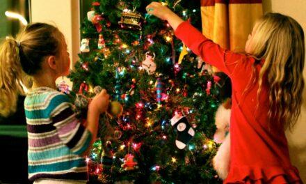 Karácsonykor együtt van a család – az ajándék után ezt szeretik a legjobban a gyerekek