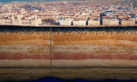 Eddig ismeretlen dolgot találtak Budapest alatt 1000 méter mélyen