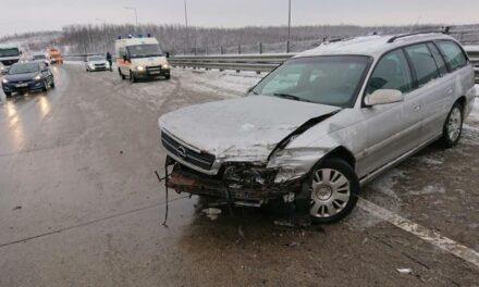 Többen megsérültek az M5-ös kivezetőn a tragikus karambolban