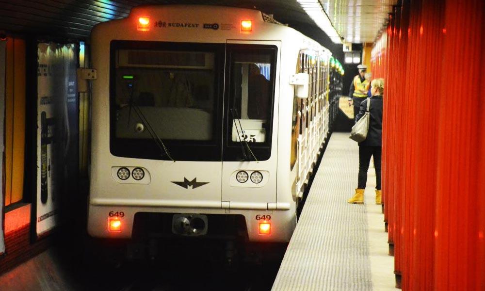 """""""Két kislány a metrókocsi elé esett"""" – ezt hazudta a férfi, mert lekéste a metró"""