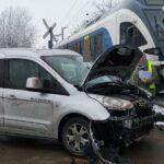 Vonatnak ütközött egy autó a pesti agglomerációban