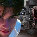 Egy világcég képviselői is díjazták a solymári fiú különleges robotautóját