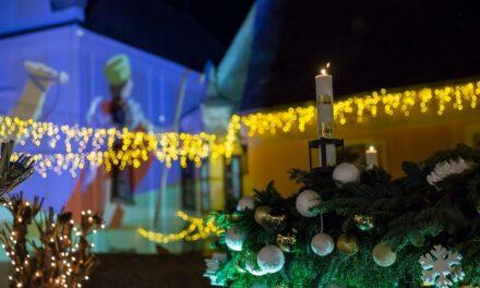 Látványos hangulatvideó készült a Karácsonyra készülő Szentendréről