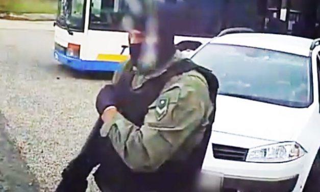 Fegyveres rablás Törökbálinton, nyilvánosságra hozták a videót