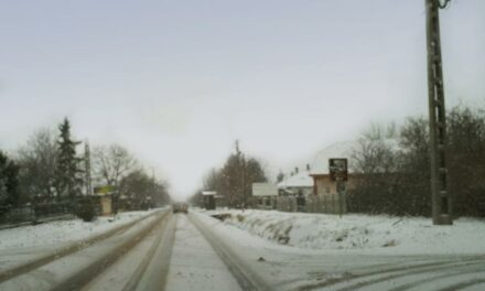 Óvatosan a közlekedéssel, hétfőre két időjárási riasztást is kiadtak az agglomerációra