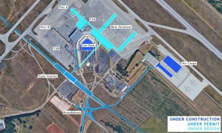 Vasút, parkolóház, függőfolyósó – Ilyen lesz a ferihegyi repülőtér 2024-ben
