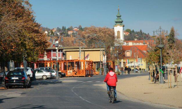 Kezdődik a szentendrei Dunakorzó megszépítése, sok pénzről van szó