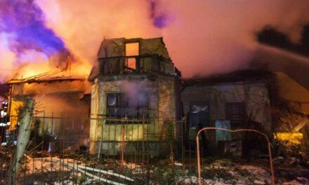 Hátborzongatóan kísérteties volt ez az égő ház
