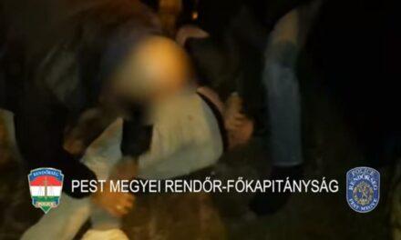 Látványos rajtaütés! Unokázós csalókat fogtak el az agglomerációban – Videó
