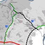 Élhetetlen települések, őrületes forgalom – látványos videó készült az M100, M10, M0 és a 10-es út kapcsolatáról