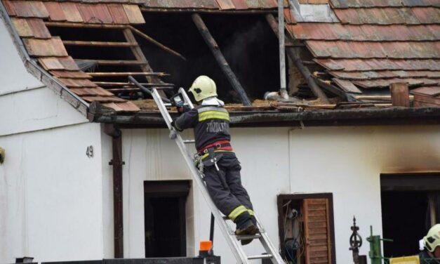Halálos lakástűz Gyömrőn – nem sikerült az újraélesztés