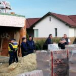 Megszállták a rendőrök a Buda környéki építkezések egy részét