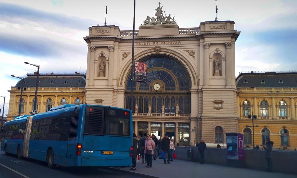 Két hétre lezárják a Keleti pályaudvart – nagy zsonglőrködés lesz a vonatokkal