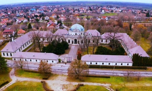 Látványos drónvideó készült Budapest környékének kiemelkedő értékeiről