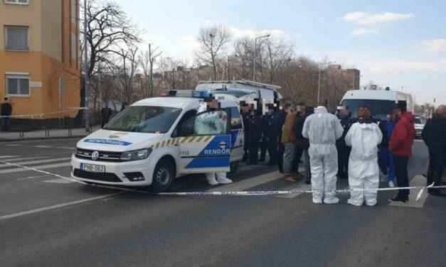 Fegyveres túszejtés és fogolyszökés a fővárosi bíróságon, lelőtték a menekülő szökevényt
