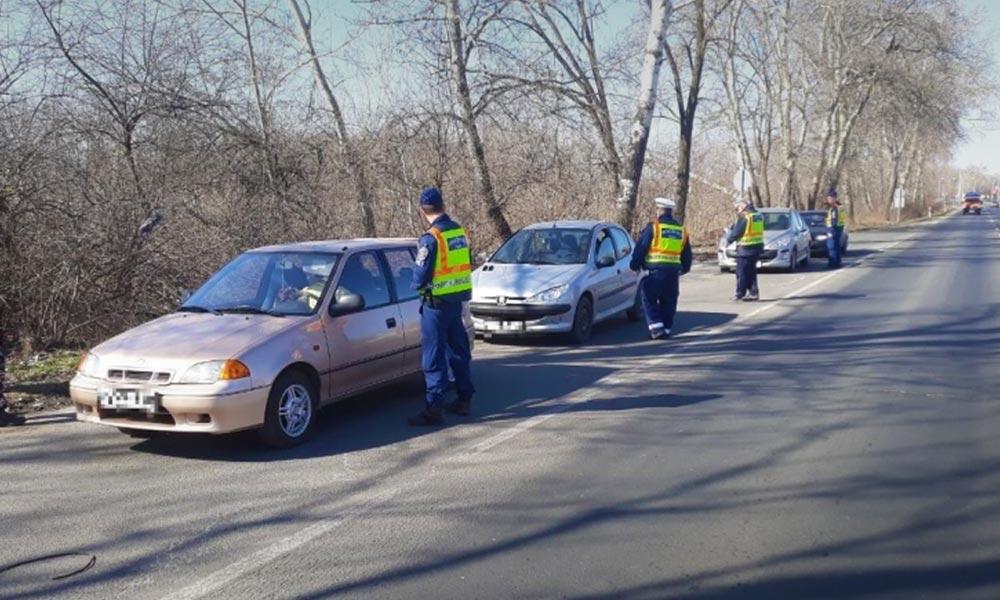 Piás sofőröket kerestek – A finn módszert vetették be a rendőrök, nem eredménytelenül