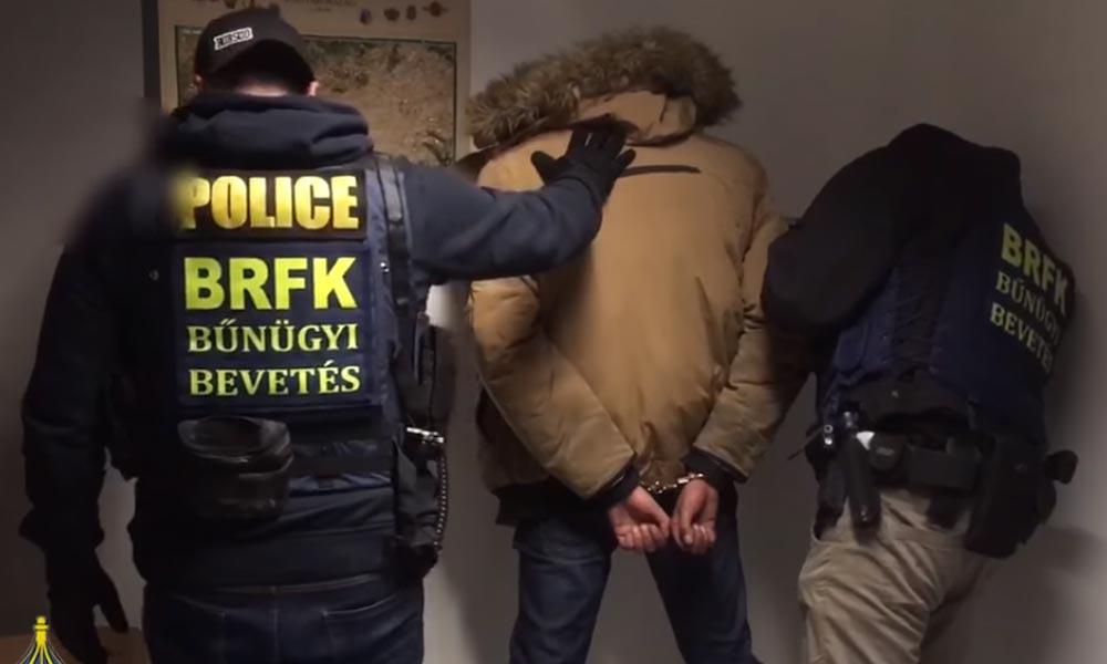 Sorozatbetörő a pesti agglomerációban – 5 nap alatt 6 bűncselekményt követett el