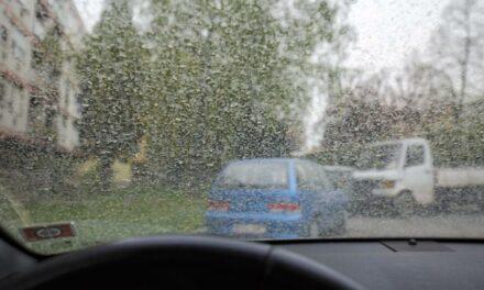 Szaharai por érkezik hétvégén, inkább ne moss autót!