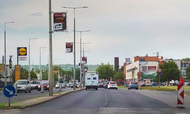 Hatalmas dugók: Indul a Szentendrei út felújítása és a 11-es Szentendrét átszelő szakasza is jobb lesz