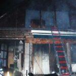 Felrobbant a gázpalack, leégett a családi ház Szigetszentmiklóson
