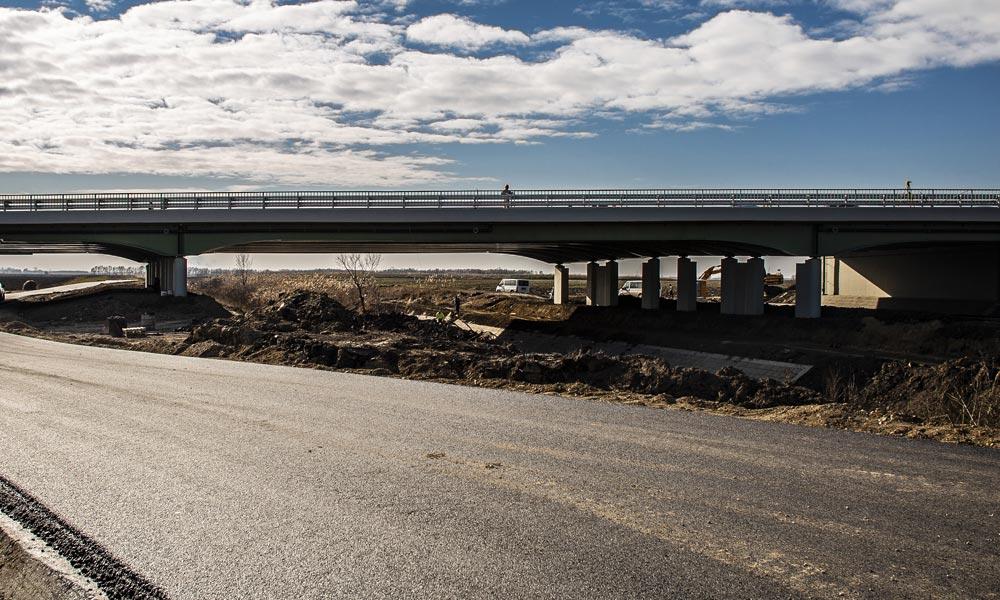 Új hídnak örülhetnek az észak-pesti agglomerációban élők