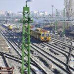 Újabb üteméhez érkezett a Budapest-Hatvan vasútvonal rekonstrukciója