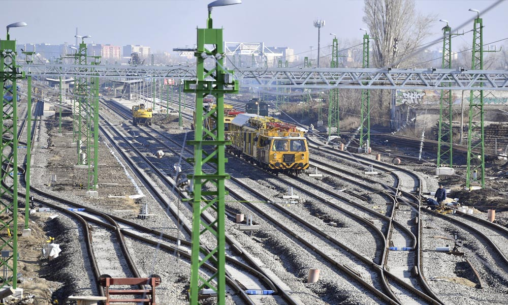 Mészáros Lőrinc cége 3 milliárdért építhet 1 km vasútat Kőbányánál