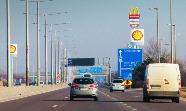 Figyelmesen az M3-ason, nagy betonozás lesz az autópályán
