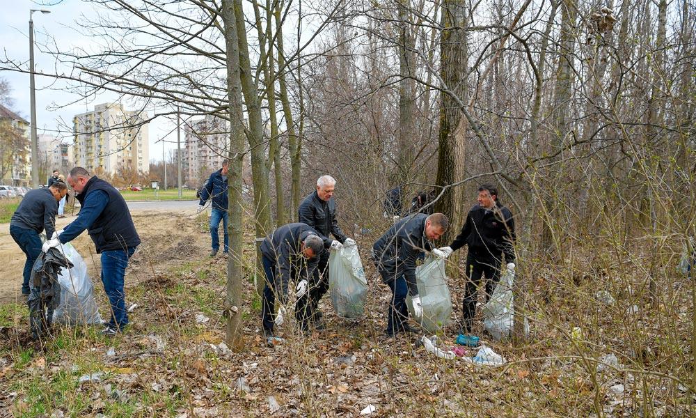 Szemétmentes agglomeráció: Hétfőn indul az ideiTeSzedd önkéntes hulladékgyűjtés